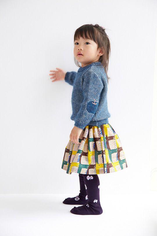 thoroughbred スカート | minä perhonen