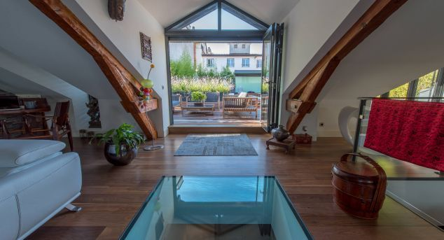 Three Storey Residence In Annecy Values Its Full Potential