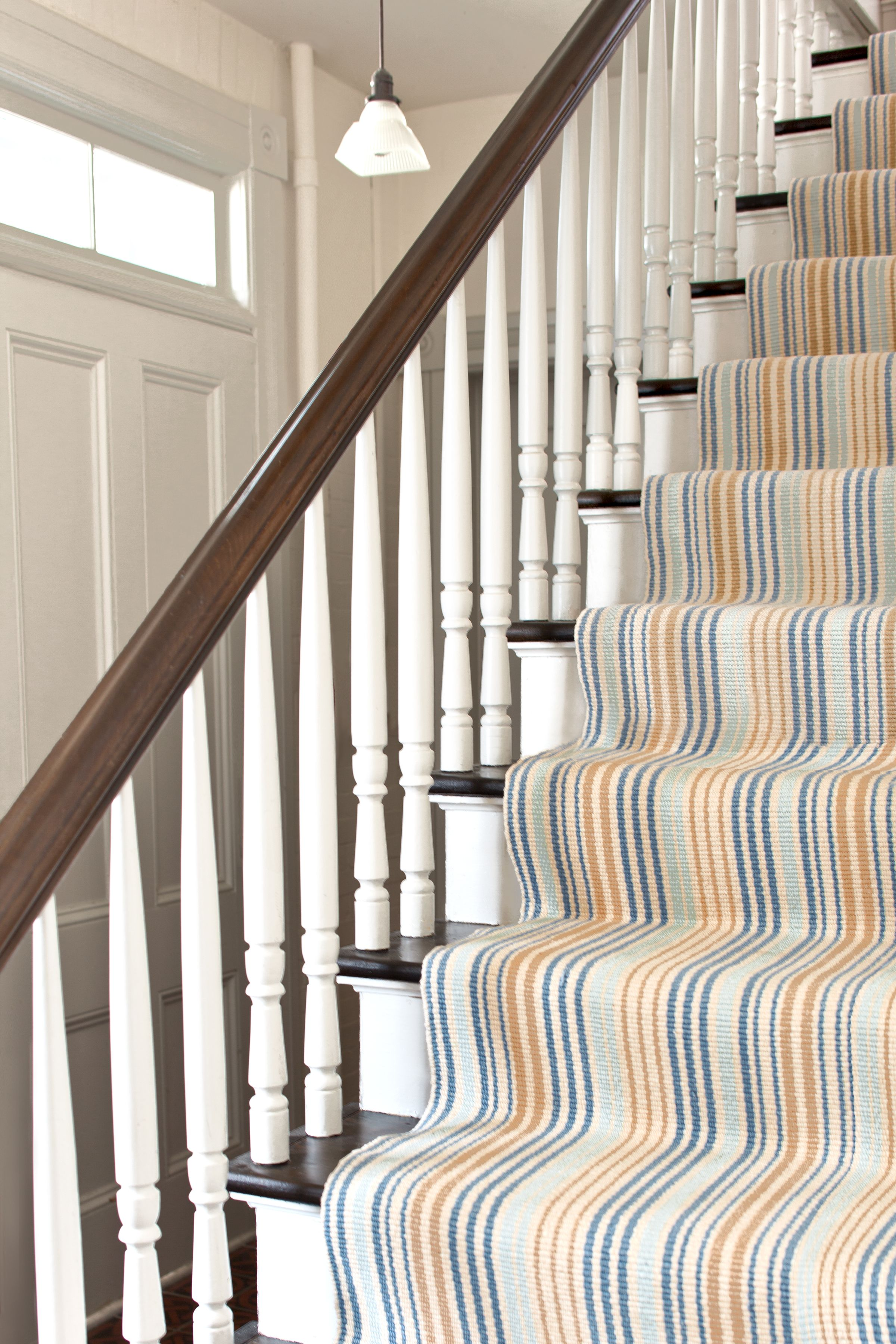 Best How To Choose A Runner Rug For A Stair Installation Stair Installation Stairs Stair Runner 400 x 300