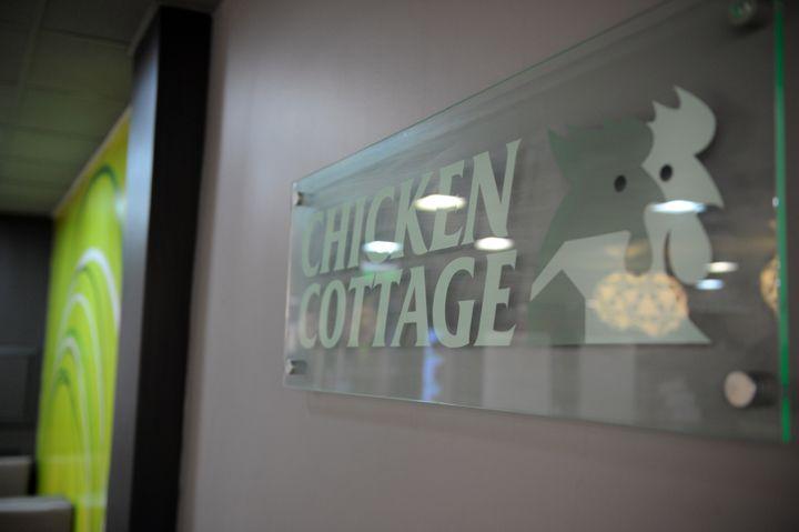 Chicken Cottage fast food Retail Mark Design Oldham 04