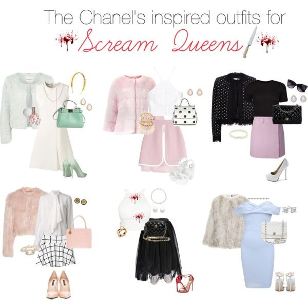 Image result for plus size scream queens inspired