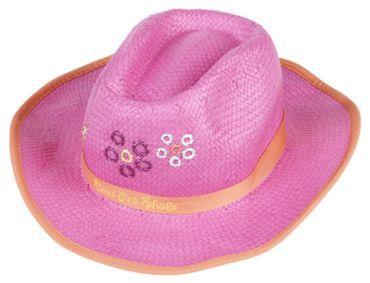 Cowgirl hat for babygirl!