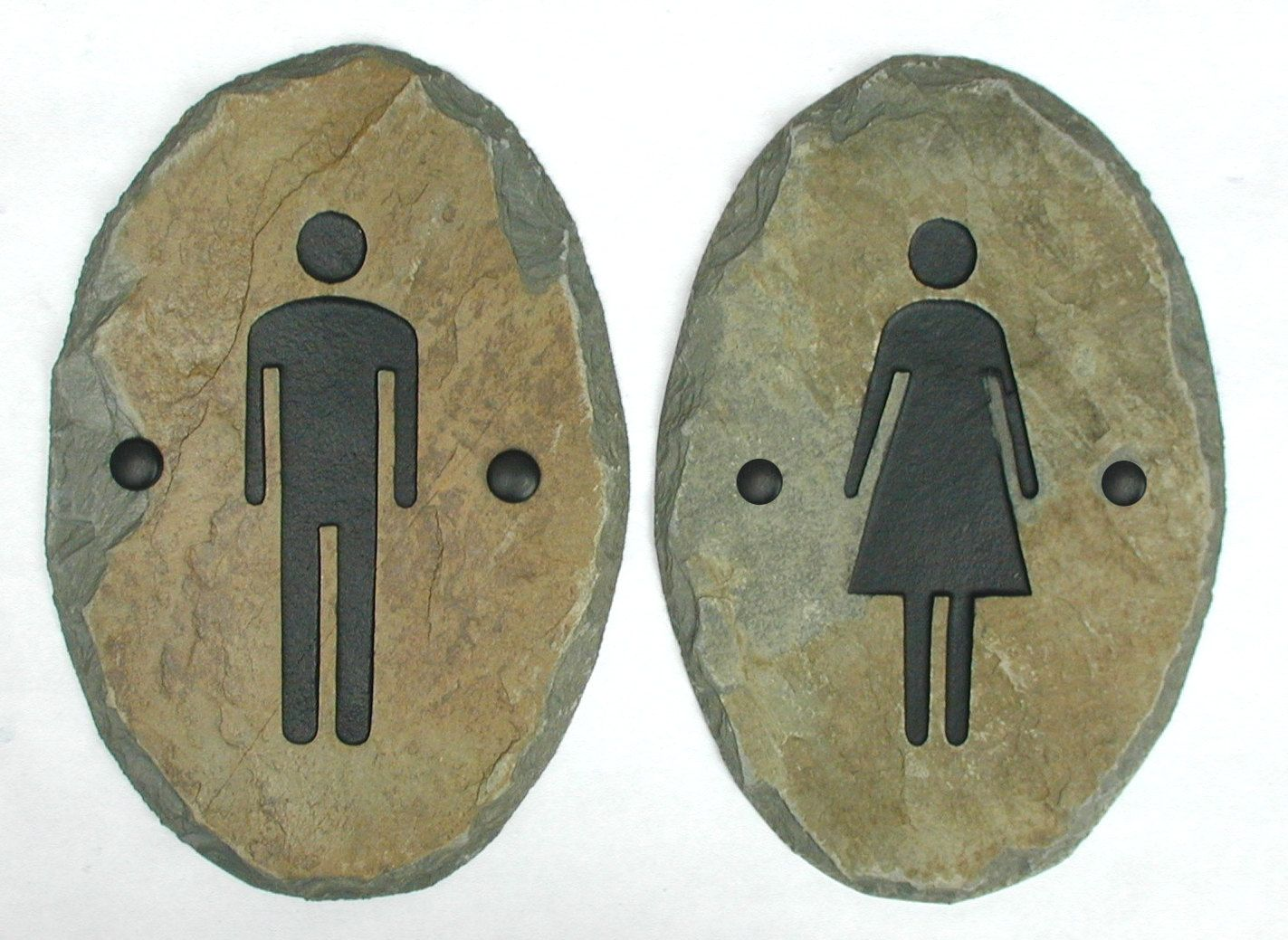 Rustic Toilet Signs Google Search
