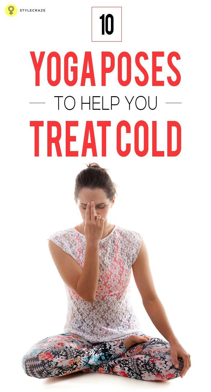 10 Immunity Boosting Yoga Asanas To Get Rid Of Cold and Flu | Yoga