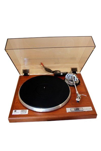 Record Players Vintage