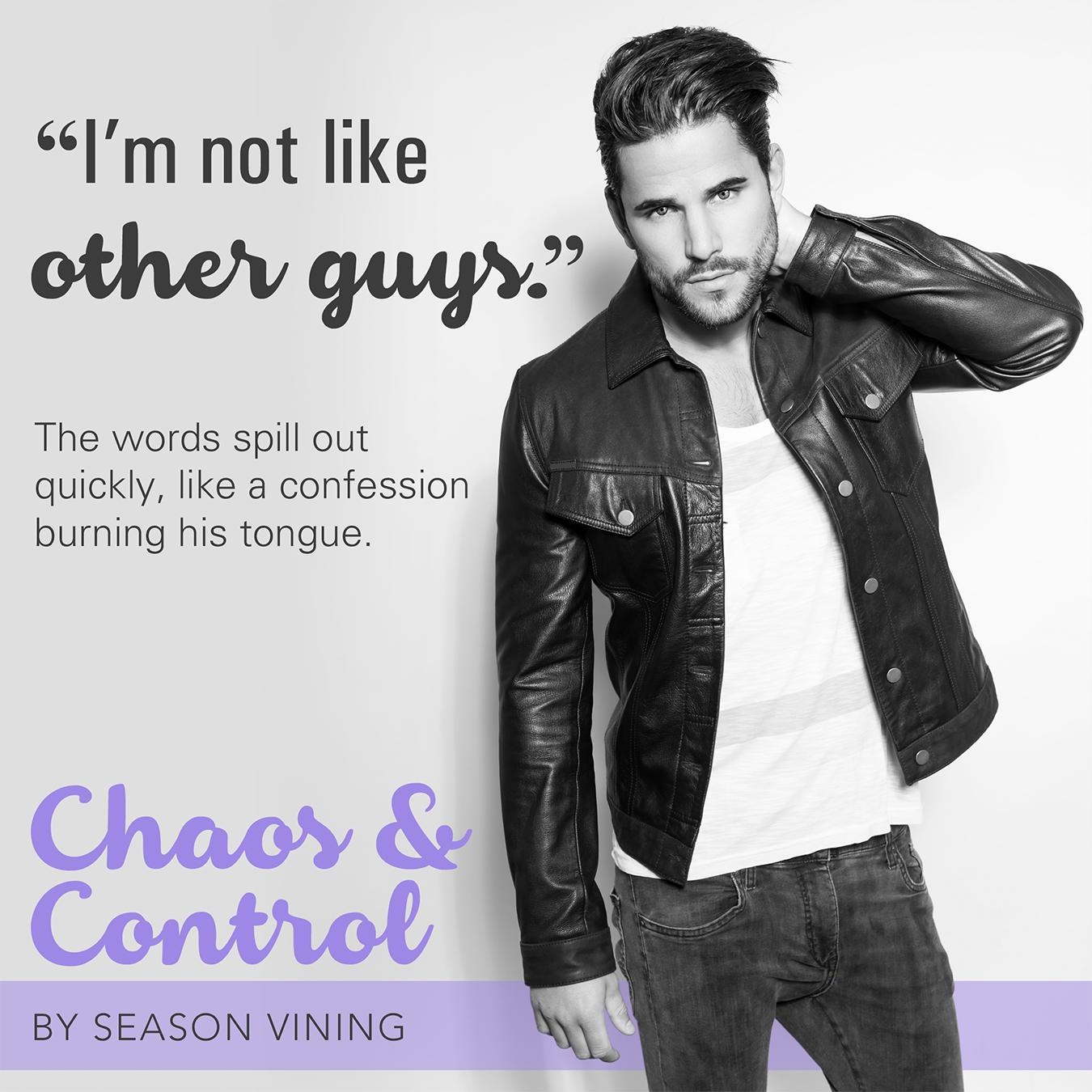 Pin By Season Vining On Chaos And Control Book 1 Books Confessions [ 1350 x 1350 Pixel ]