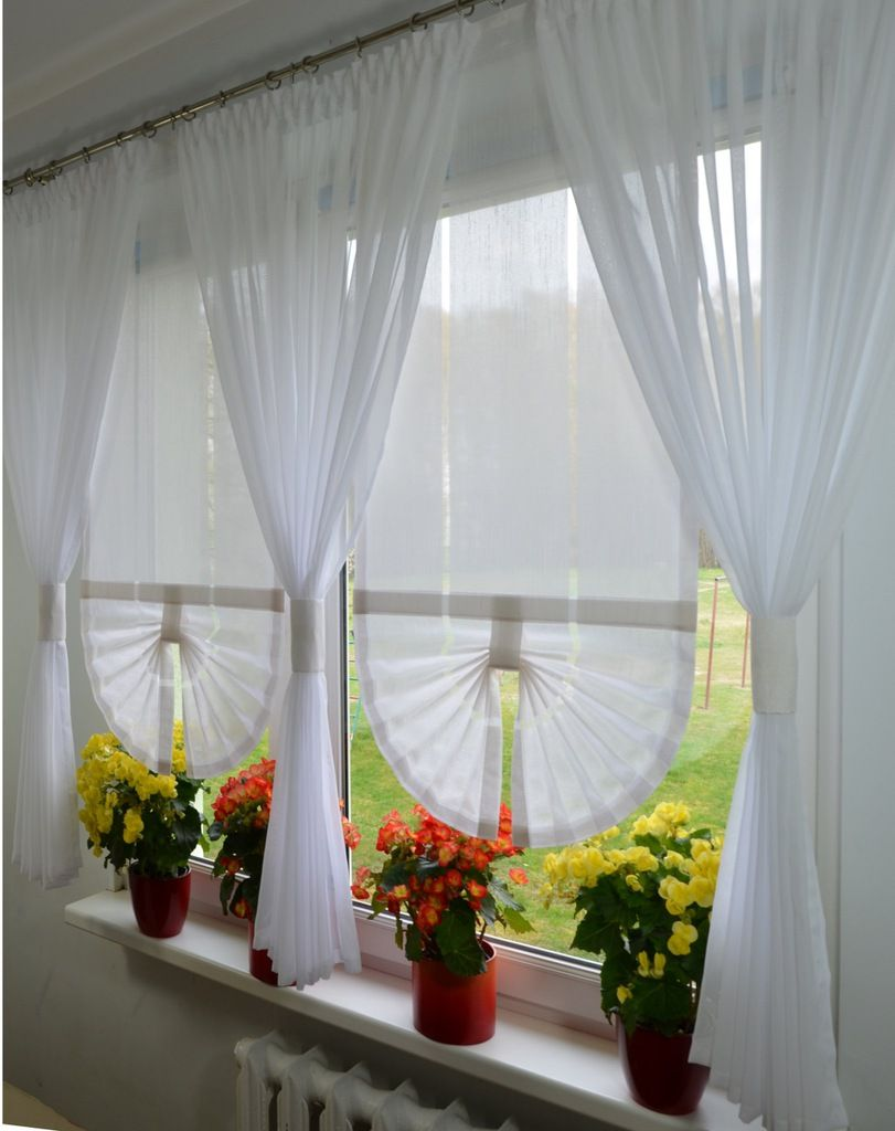 Firana Firany Roletki Panele Plexi Zaslony Salon 6840250507 Oficjalne Archiwum Allegro Beautiful Curtains Curtain Designs Curtains