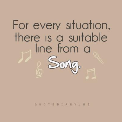 My playlist...