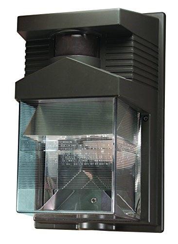 Heath Zenith Hz 5630 Bz 180 Degree Halogen Motion Sensing