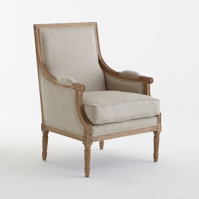 Fauteuil berg¨re style Louis XVI Nottingham