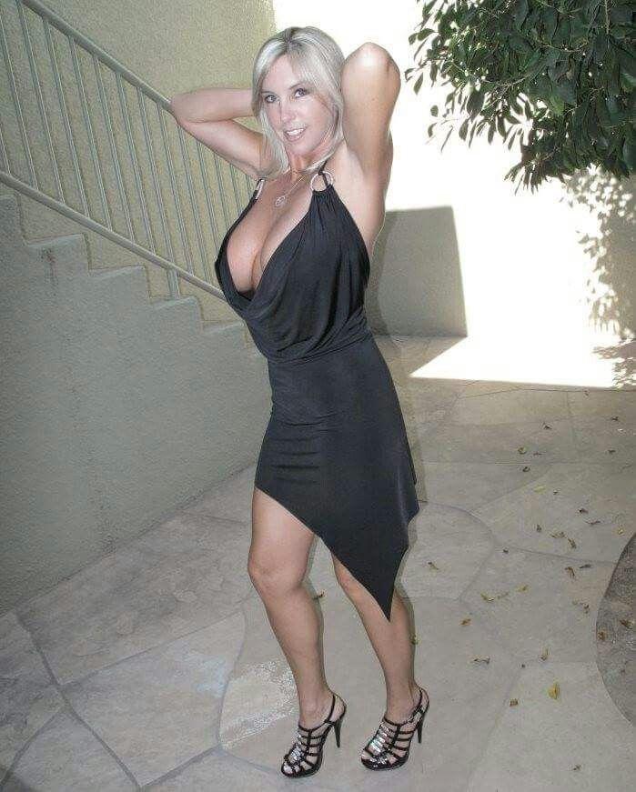 Are blonde milf sexy dress assured