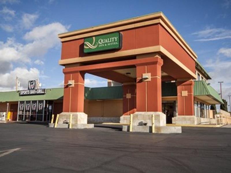 El Paso Tx Quality Inn Suites Airport United States North