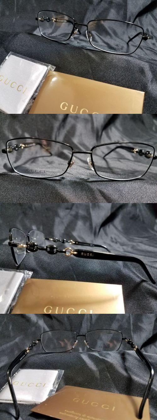 e5acfe775dcd Fashion Eyewear Clear Glasses 179248  !New! Gucci Eyeglasses