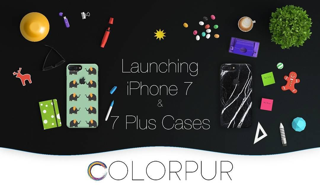 Launching iPhone 7 and 7 Plus cases!  Checkout thousands of designs only on colorpur.com . . . . . . . . #iphone7 #iphone7plus #iphone7india #iphoneindia #apple #appleindia #ios10 #iphone7 #iphone7launch #vrbengaluru #istore #appleiphone #launch #startup #cases #ip7 #helvetica #design #iphone7case #iphone7lazada #colorpur #phoenixmarketcity