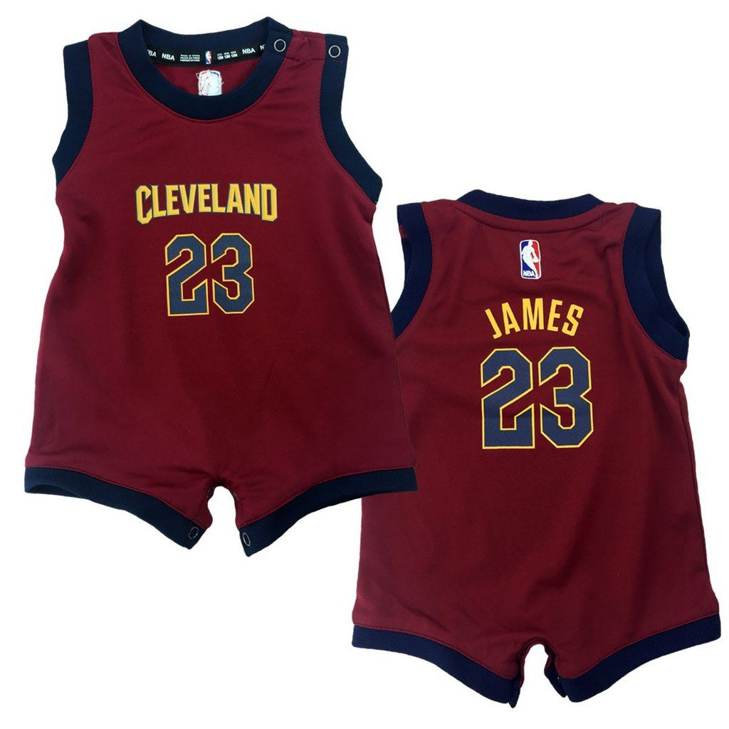 baby lebron james jersey