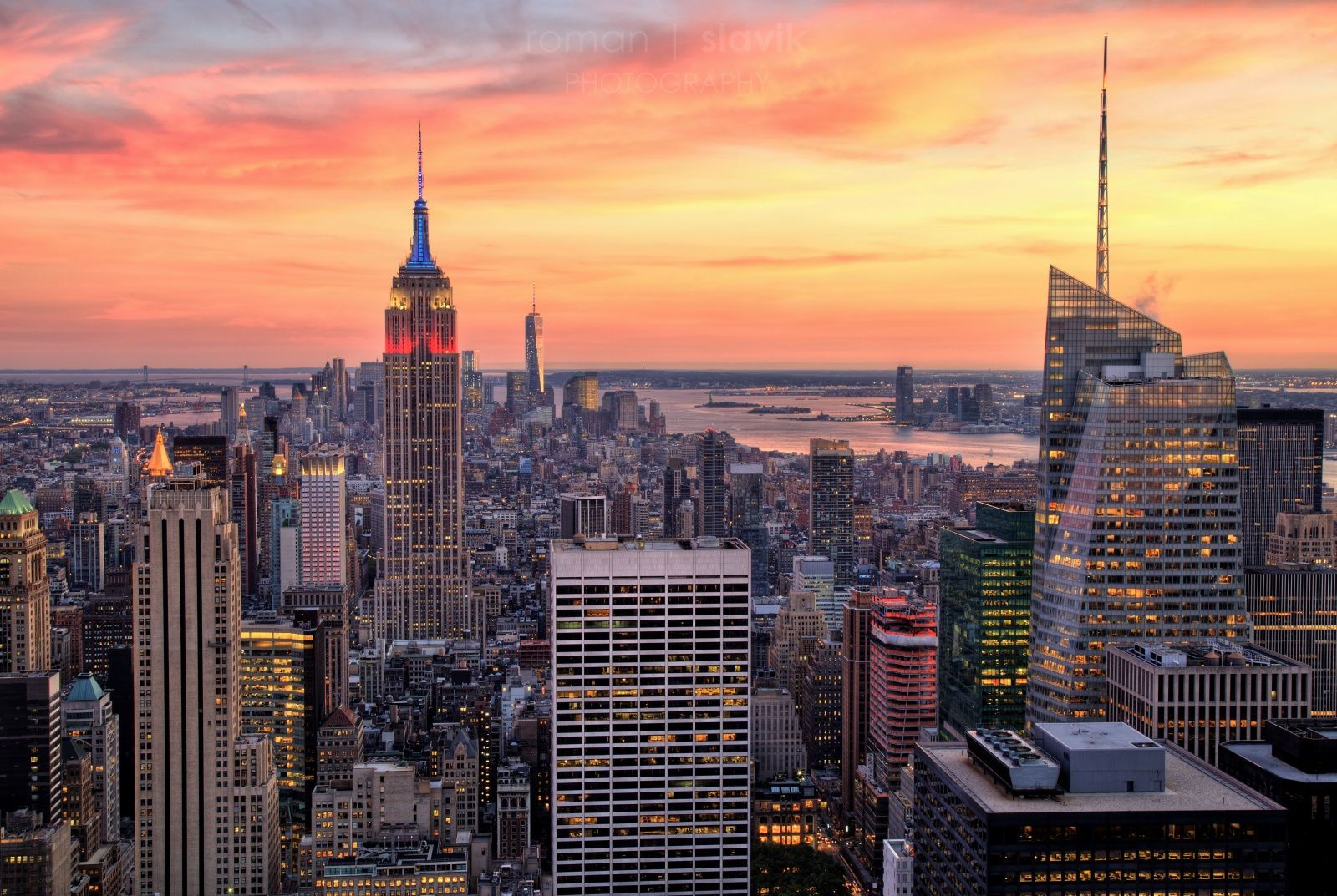 Pin by Victor Garcia on Sun Set New york city, New york