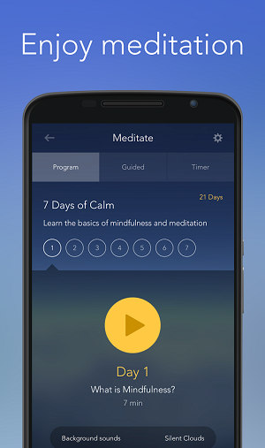 7 Android Meditation Apps To Help You Find Inner Peace