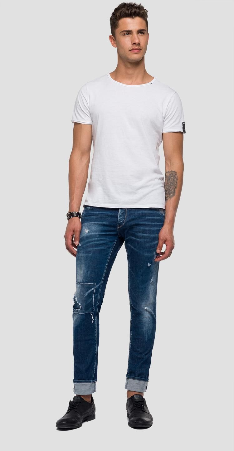 Jeans slim fit THYBER ma964a.000.115230r  b8a54d89490c