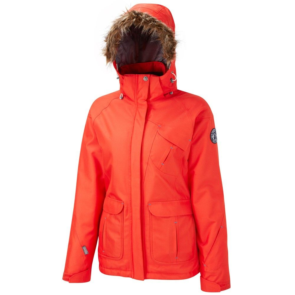 Boa womens milatex lippy ski jacket