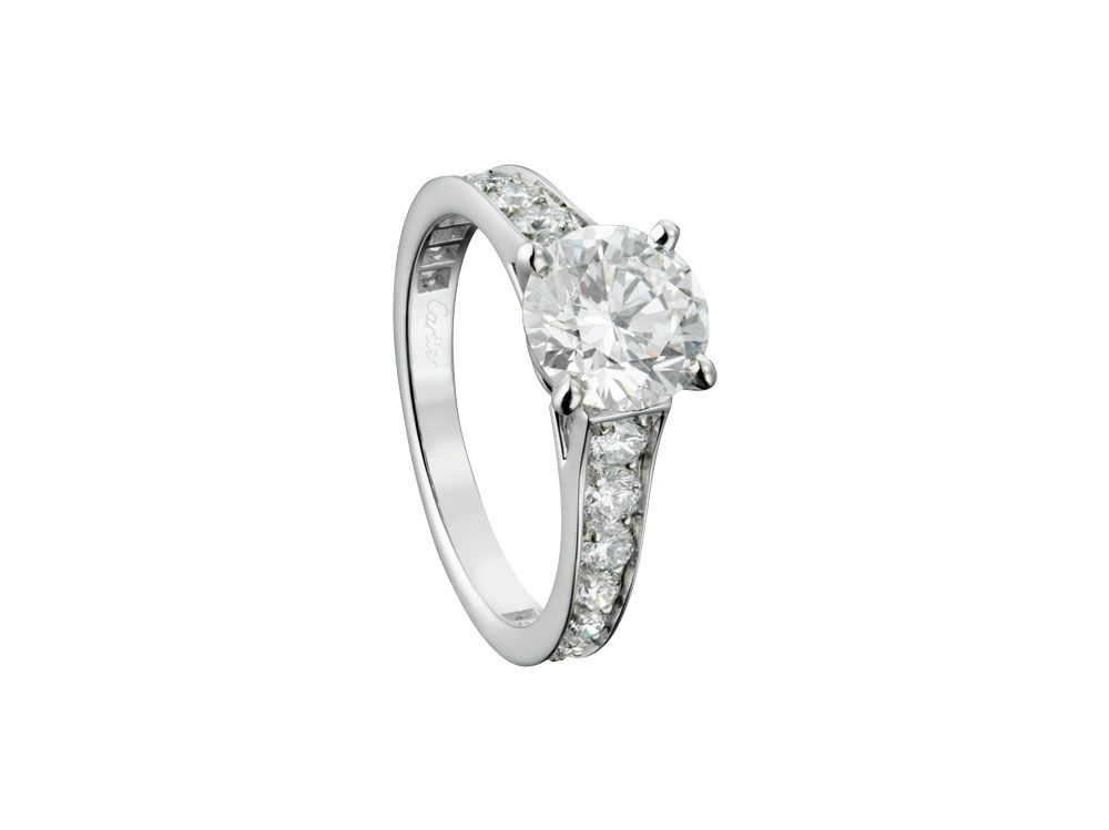 a piedi a prezzi al dettaglio offerte esclusive L'anello di fidanzamento per ogni segno zodiacale - Grazia.it TORO ...