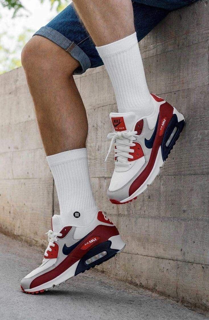 Nike Air Max 90 Mixtape | Calzado nike gratis, Zapatillas ...