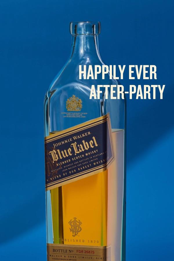 Gift the taste of Johnnie Walker Blue Label