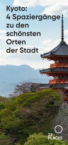 Consejos de Kyoto: la guía perfecta para Kyoto [+ Karte]