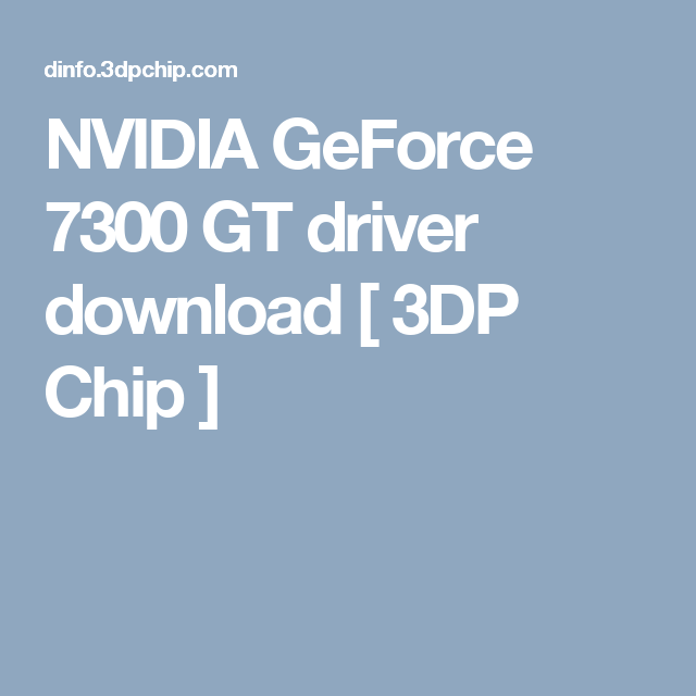 Gt 7300 drivers for mac emporiumtakeoff's diary.