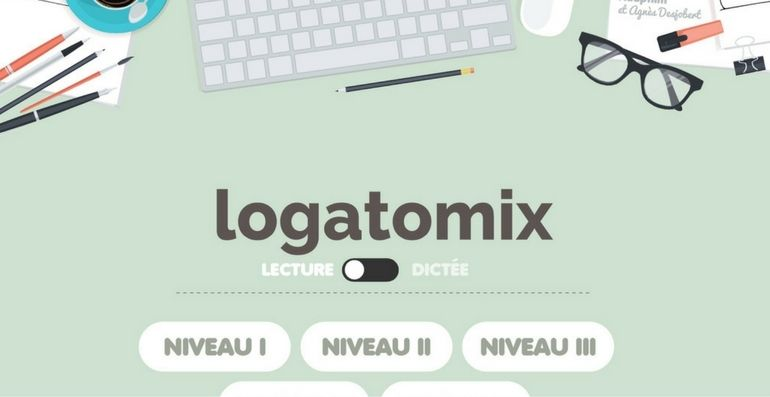 Logatomix Une Application Lecture D Orthophonie Orthophonie Lecture Jeux D Orthophonie