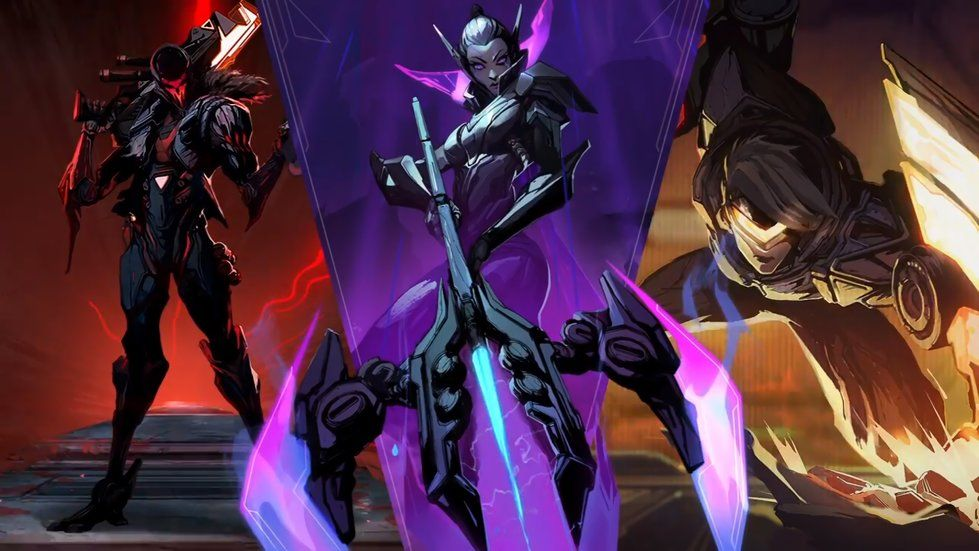 Hd Project Jhin Vayne And Vi League Of Legends Video Game