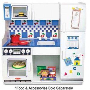 Melissa And Doug Pretend Play Kitchen Play Kitchen Play Kitchen Sets