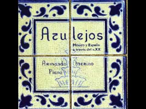 Isaac Albéniz - Azulejos (p: Armando Merino)
