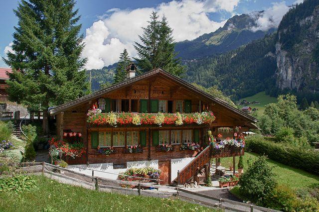 Swiss House | Switzerland | Switzerland house, Swiss house ...