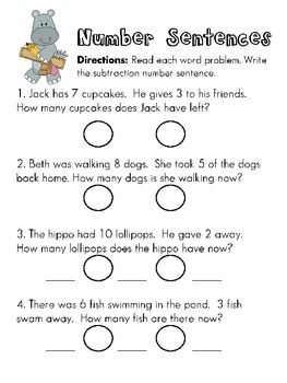Worksheets Number Sentence Worksheets 2nd Grade number sentence worksheets 2nd grade pixelpaperskin delibertad