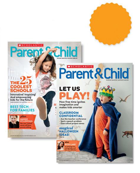 Parent & Child Magazine | Scholastic.com