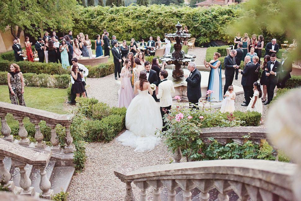 Chiara & Mario -Wedding at Il Borro {Tuscany} » Fine Art destination…