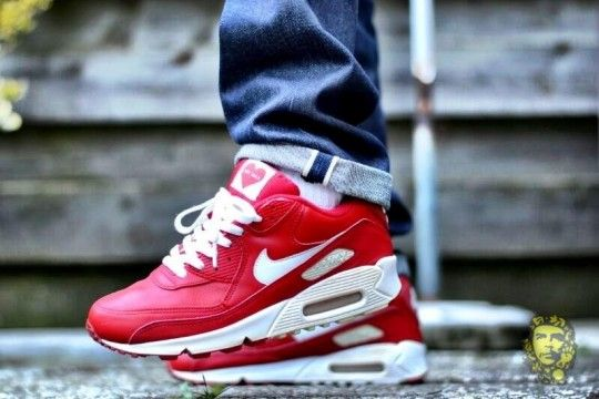buy online d8afa ce814 Nike Air Max 90 Valentines Day - świetne  )