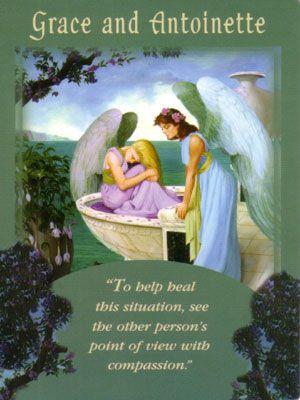 Basic Angel Reading Angels Pinterest Ngeles Devocion And Tarot