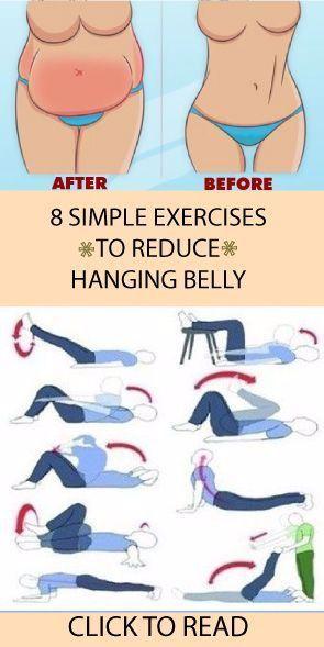 8 Einfache und beste Übungen zur Reduzierung von hängendem Bauchfett Unteres Bauchfett sieht nicht g...