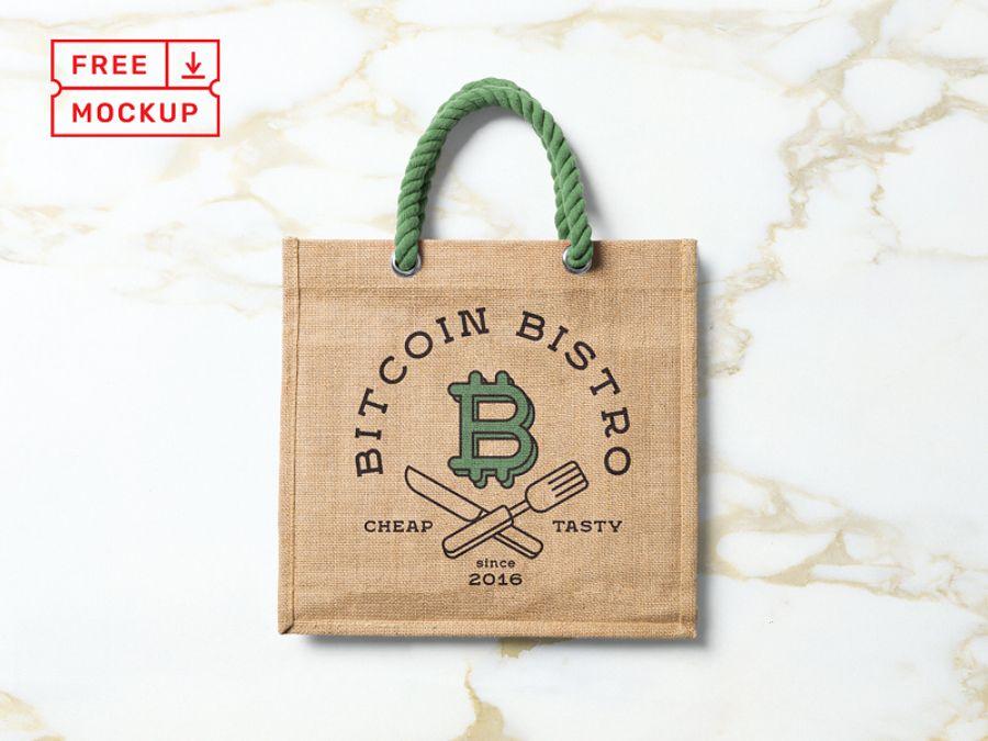 Download Tote Bag Free Psd Mockup Free Design Resources Upakovka Dizajn