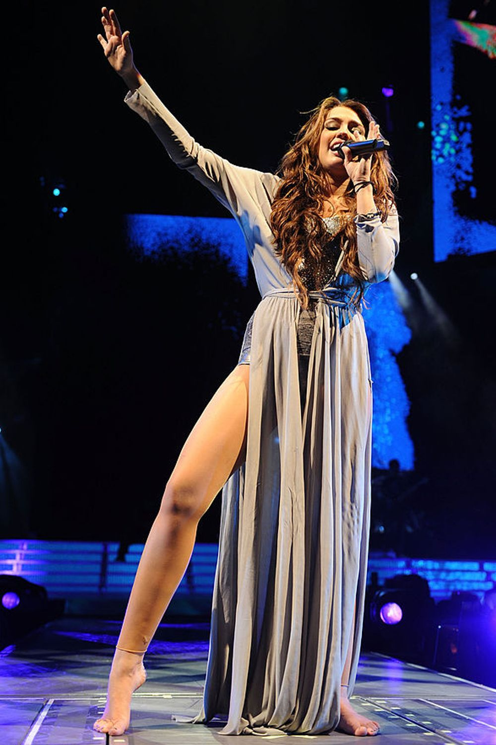 Miley Cyrus's Best Stage Looks of All Time Miley cyrus