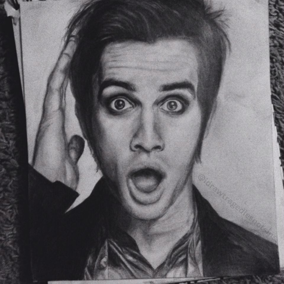 For those of you who know who this is this is my Brendon ...