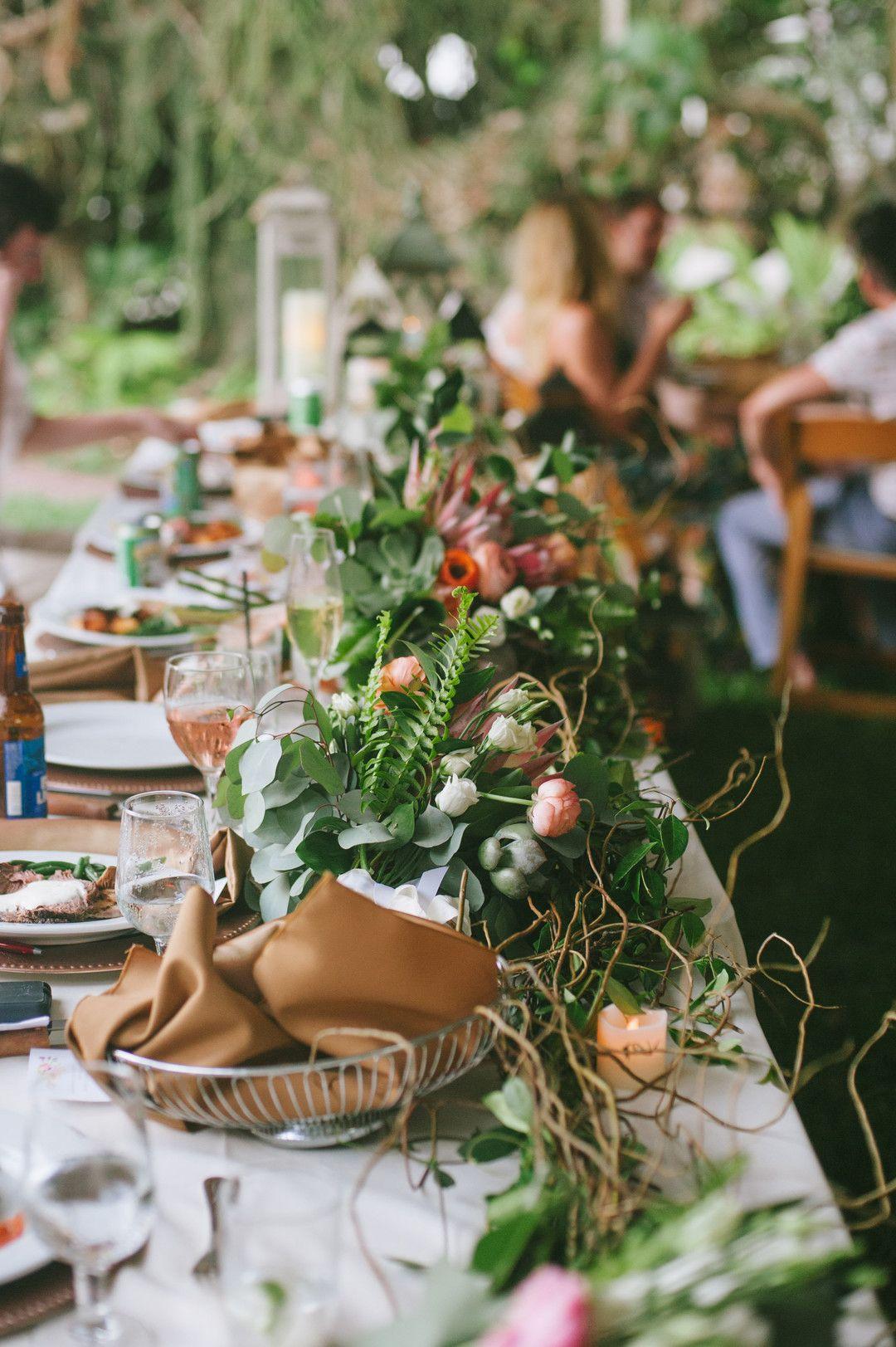 Tropical Inspired Boho Wedding At Sunset Beach Resort