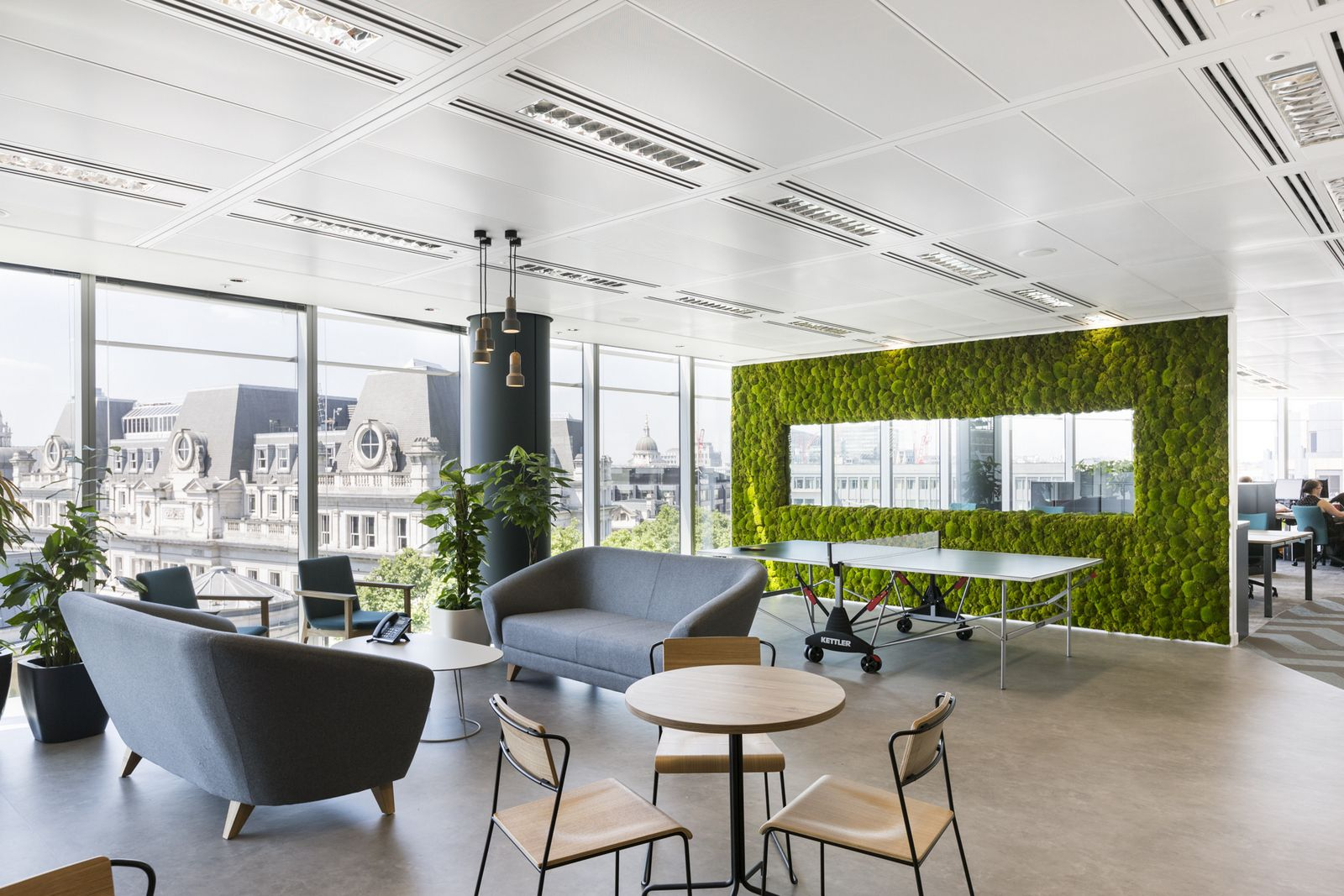 Office tour pageant media offices u london office design