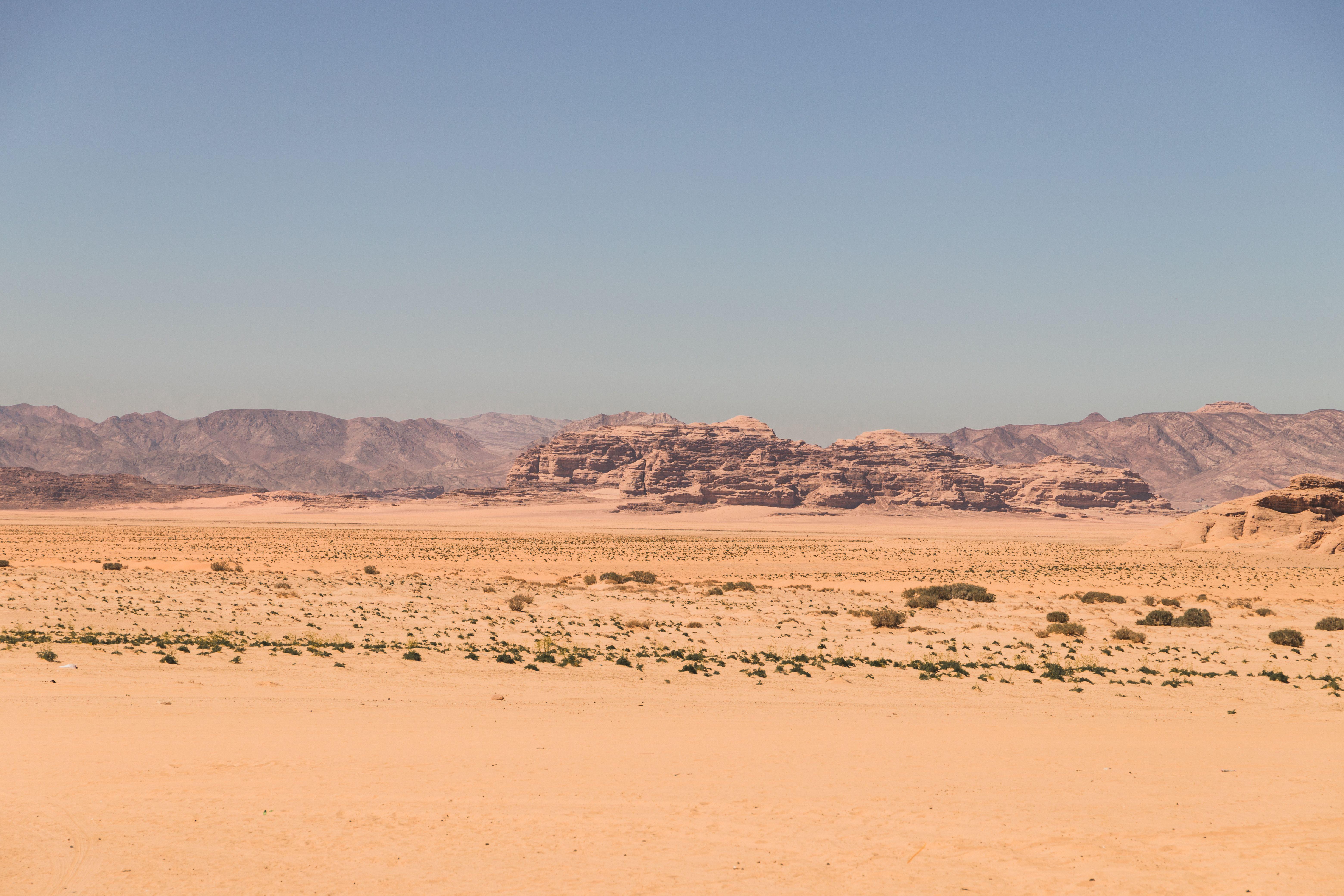 Jordanie #wadirum