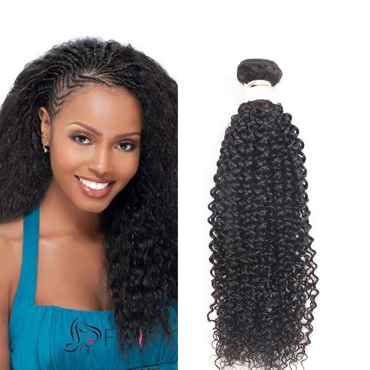 Riverwood Hari 7a Brazilian Virgin Human Hair Kinky Curly Hair