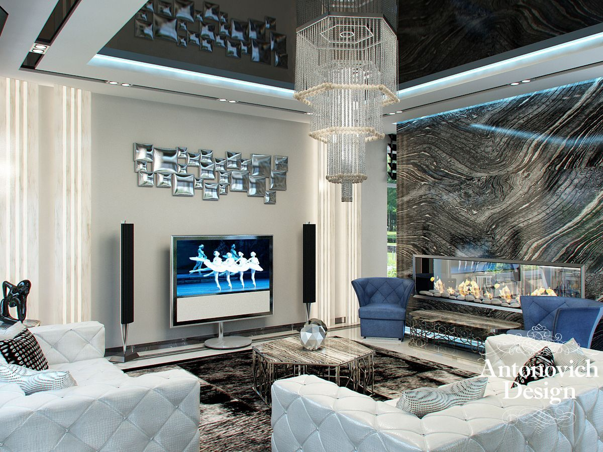 Beautiful dressing room design in dubai by luxury antonovich design - Antonovich Design Bestinteriordesigners