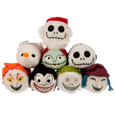 The Nightmare Before Christmas Disney Tsum Tsum collection ...