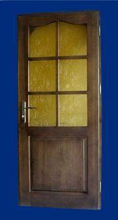 Wooden room door. Carpentry services Kolbuszowa. table …- D …
