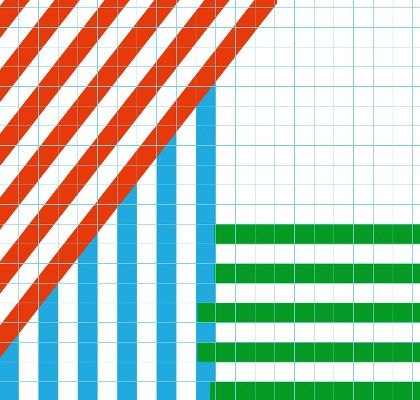 Create a modular grid system in Illustrator   Software